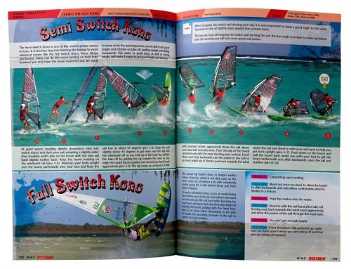 switch kono windsurfen boek