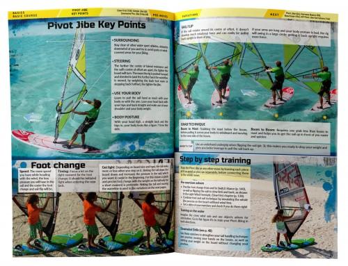 leren windsurfen boek