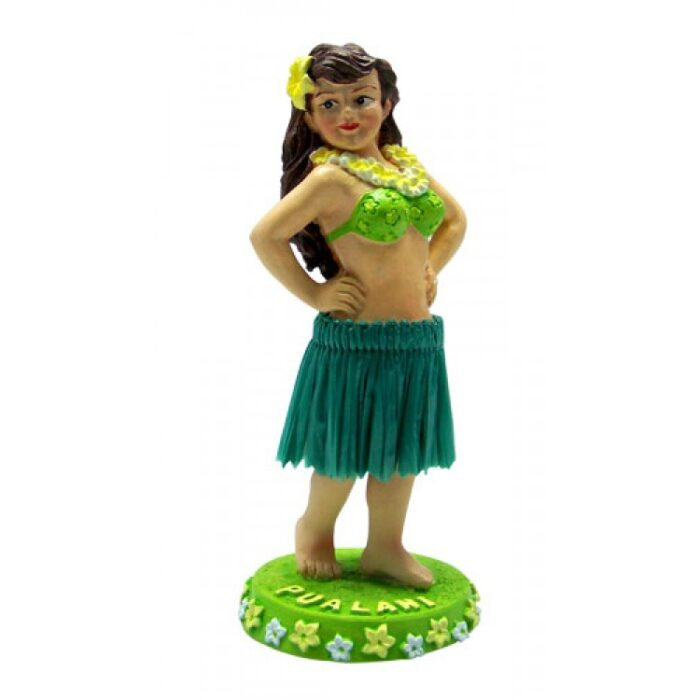 Dashboard hula popje – Plumeria