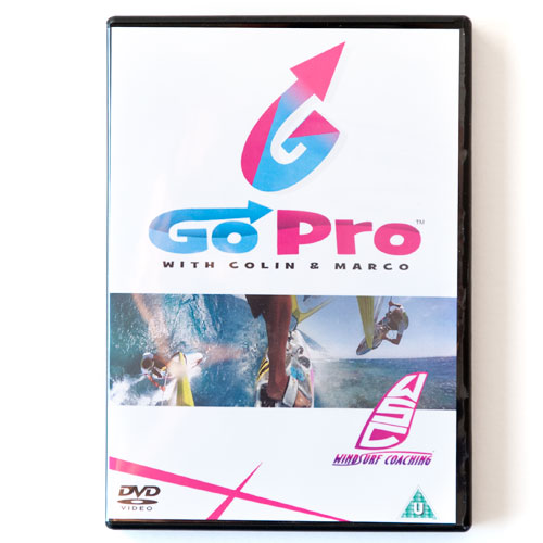 Go Pro Windsurf Coaching DVD Perfect Wind