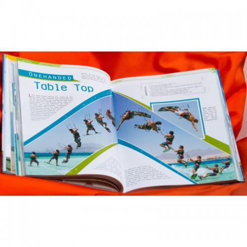 Kiteboarding tricktionary kitesurf boek