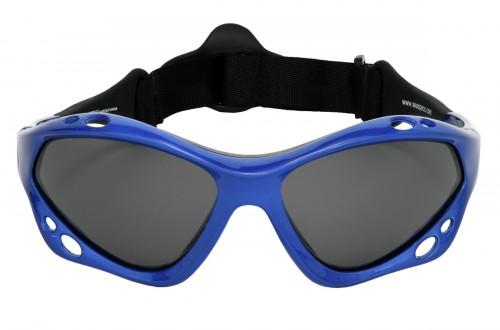Classic Azure watersport zonnebril voorkant