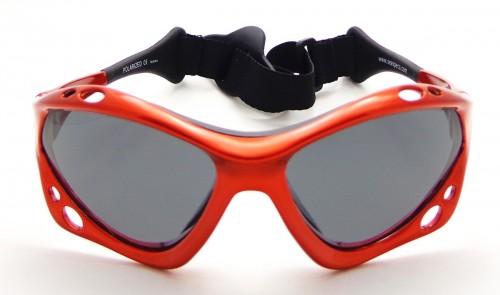 Classic Copper Blaze voorkant zonnebril Polarized