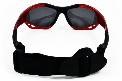 Classic Sunfire Specs zonnebril achterkant