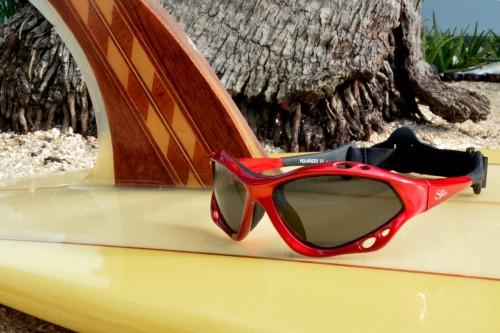 Classic Sunfire Specs op surfboard golf surfen