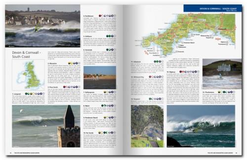 surfspot windsurf en kite guide Europa