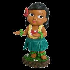 Hula Keiki Dashboard Doll