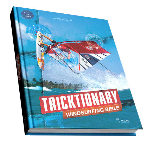 Windsurf boek tricktionary 3