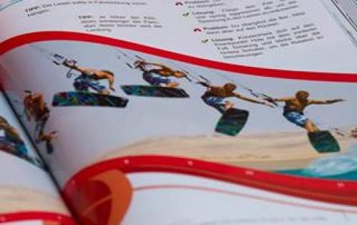 kiteboardingboek trick kitesurf boek