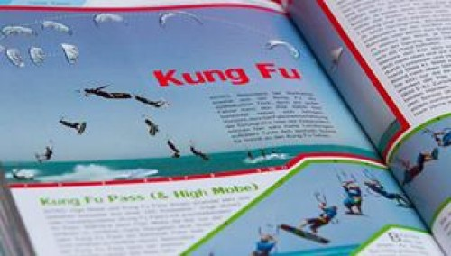 Kitesurf boek