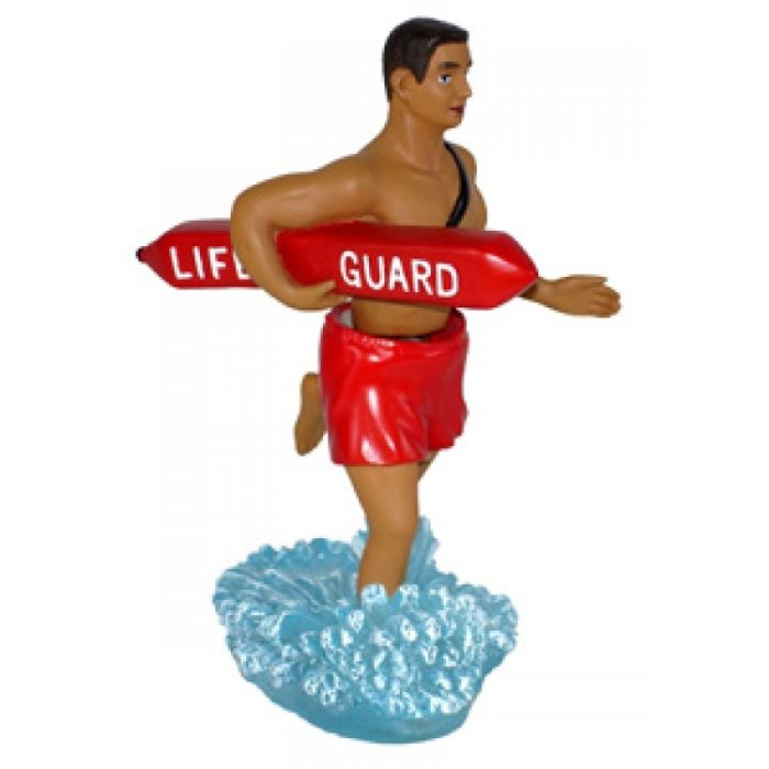 Lifeguard dashboard doll - hula poppetje - Perfect Wind
