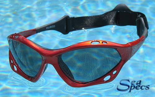 Classic Copper Blaze zonnebril Polarized