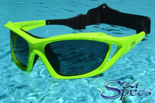 Stealth Neon Seaspecs watersport zonnebril surf