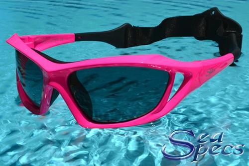 stealth pink rose zonnebril watersport