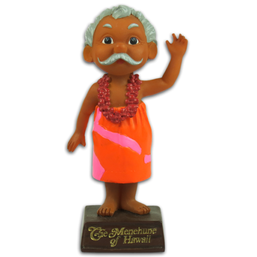 Oom Menehune dashboard Hula pop